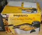 Presto Stainless Steel Deep Fryer