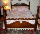 Cannon Ball Double Bed