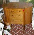 "Martha Washington Sewing Cabinet 28""x14""x30"""