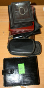 Collection Of Wallets