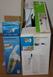 HP 8150 Photosmart Printer & Dustbuster