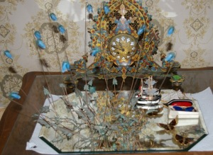 Mirror, Jewelry, Metal Art