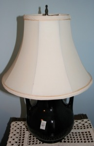 "Table Lamp 27"" Tall"